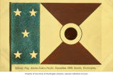 Official flag of the Alaska Yukon Pacific Exposition, 1909