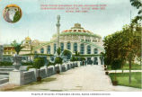 U.S. Government Building from the Cascade Court, Alaska-Yukon-Pacific Exposition, Seattle,...