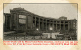 Forestry Building, Alaska-Yukon-Pacific Exposition, Seattle, Washington, 1909