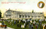 Agricultural Building, Alaska-Yukon-Pacific Exposition, Seattle, Washington, 1909