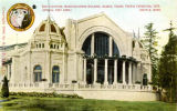 End Elevation, Manufacturers Building, Alaska-Yukon-Pacific Exposition, Seattle, Washington, ca....