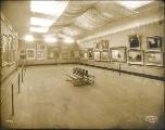 "Gallery ""G"" in the Palace of Fine Arts, Alaska Yukon Pacific Exposition, Seattle, 1909."