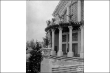 Agriculture Building porch, Alaska-Yukon-Pacific Exposition, Seattle, Washington, 1909