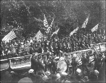 Official ground breaking ceremonies for the Alaska-Yukon-Pacific Exposition, Seattle, Washington,...