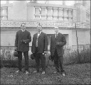 Washington State Commission members, Alaska Yukon Pacific Exposition, Seattle, 1909.