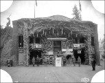 Foolish House, Pay Streak, Alaska-Yukon-Pacific Exposition, Seattle, Washington, 1909