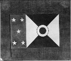 Alaska-Yukon-Pacific Exposition flag, Seattle, Washington, 1908