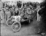 "Ford Model """"T"""" car no. 2, winner of the trans-continental race from New York..."