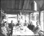 Guggenheim Luncheon, Alaska Yukon Pacific Exposition, Seattle, Washington, 1909