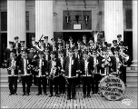 Journal Carriers Association Band from Portland, Oregon, Alaska Yukon Pacific Exposition, Seattle,...
