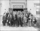First American Convention of Good Roads Committee, Alaska Yukon Pacific Exposition, Seattle, July...