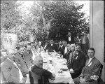 Hoo Hoo luncheon at the New York Building,  Alaska Yukon Pacific Exposition, Seattle, Washington,...