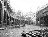 Manufactures Building construction, Alaska-Yukon-Pacific Exposition, Seattle, Washington, ca. 1908