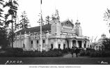 Canada Building, Alaska-Yukon-Pacific-Exposition, Seattle, Washington, 1909