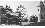 Pay Streak, showing ferris wheel and Chinese Tea Garden, Alaska Yukon Pacific Exposition, Seattle,...