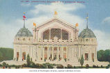 Agriculture Building, Alaska-Yukon-Pacific-Exposition, Seattle, Washington, 1909
