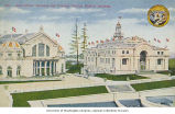 Agriculture and Oriental Foreign Exhibits Buildings, Alaska-Yukon-Pacific-Exposition, Seattle,...