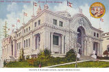 European Foreign Exhibits Building, Alaska-Yukon-Pacific-Exposition, Seattle, Washington, 1909