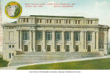Music Pavilion, Alaska-Yukon-Pacific-Exposition, Seattle, Washington, 1909