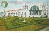 Rainier Garden and Manufactures Building, Alaska-Yukon-Pacific-Exposition, Seattle, Washington,...