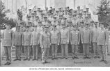 Exposition guards in uniform, Alaska-Yukon-Pacific-Exposition, Seattle, Washington, 1909