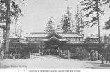 Japan Building, Alaska-Yukon-Pacific-Exposition, Seattle, Washington, 1909