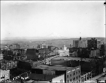 Tacoma looking east from YMCA Building, Washington, ca. 1916