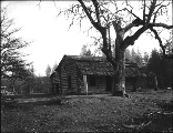 Old Sales house, Parkland, Washington, ca. 1906.