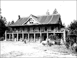 Canyada Hotel, LaGrande, Washington, ca. 1916