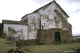 Church in Sacred Valley of the Incas