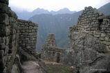 Dwelling at Machu Picchu