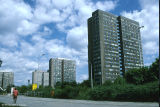 Berlin housing blocks