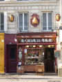 Horse Butcher Shop in Marais