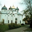 Cathedral of Sancta Sophia (the Holy  Wisdom)