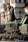 Monument to Jan Hus