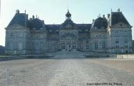 Chateau at Vaux-le-Vicomte