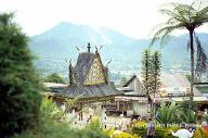Indonesian traditional style reconstructions