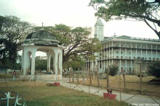 House of Wonder and bandstand in Forodhani Park (aka Jamituri Gardens)