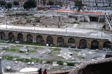 Forum of Trajan from markets