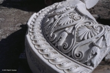 Forum of Trajan, crown detail
