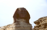 Giza, Sphinx Head
