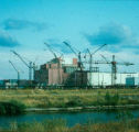 Power plants 1 and 2 at the Chernobyl complex