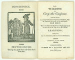 The wisdom of Crop the conjurer (frontispiece and title page)