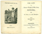 The life of Master Watty and Miss Jessy Supine; or, The evils of a bad education (frontispiece and...