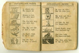The New England primer improved: or, An easy and pleasant guide for children to the art of...