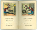 Adventures of Mother Hubbard and her dog (pp. 6-7)