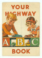 Your highway ABC book (cover)