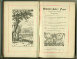 Bewick's select fables of Aesop and others :  in three parts : to which are prefixed The life of...