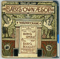 Baby's own Aesop (back cover)
