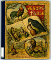 Aesop's fables in words of one syllable (cover)